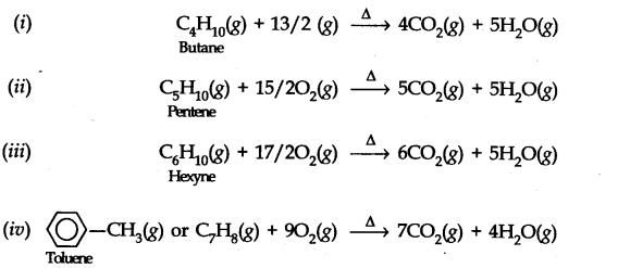 NCERT Solutions for Class 11 Chemistry Chapter 13 Hydrocarbons Q8