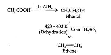 NCERT Solutions for Class 11 Chemistry Chapter 13 Hydrocarbons SAQ Q10