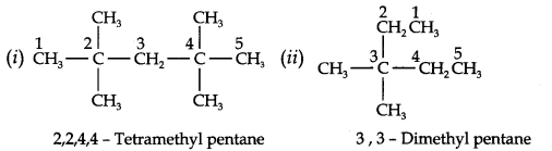 NCERT Solutions for Class 11 Chemistry Chapter 13 Hydrocarbons SAQ Q6