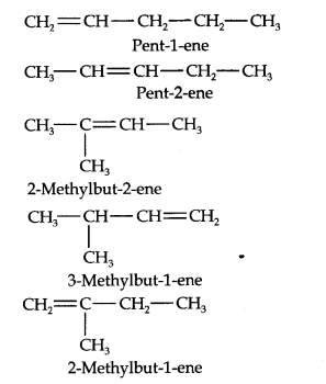 NCERT Solutions for Class 11 Chemistry Chapter 13 Hydrocarbons SAQ Q7