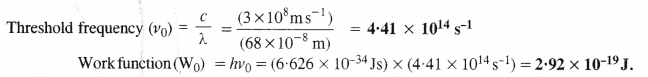 NCERT Solutions for Class 11 Chemistry Chapter 2 Structure of Atom Q12