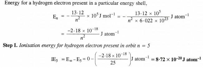 NCERT Solutions for Class 11 Chemistry Chapter 2 Structure of Atom Q14