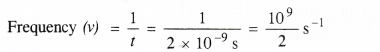 NCERT Solutions for Class 11 Chemistry Chapter 2 Structure of Atom Q49