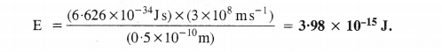 NCERT Solutions for Class 11 Chemistry Chapter 2 Structure of Atom Q6