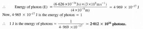 NCERT Solutions for Class 11 Chemistry Chapter 2 Structure of Atom Q8