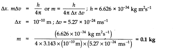NCERT Solutions for Class 11 Chemistry Chapter 2 Structure of Atom SAQ Q2