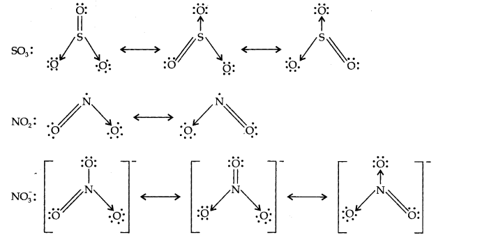 NCERT Solutions for Class 11 Chemistry Chapter 4 Chemical Bonding and Molecular Structure Q13