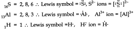 NCERT Solutions for Class 11 Chemistry Chapter 4 Chemical Bonding and Molecular Structure Q3