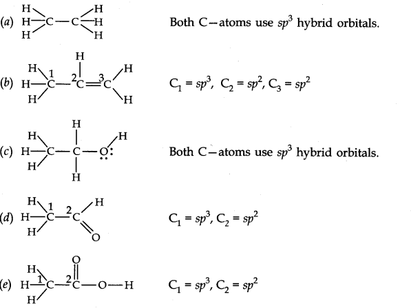 NCERT Solutions for Class 11 Chemistry Chapter 4 Chemical Bonding and Molecular Structure Q30