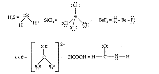 NCERT Solutions for Class 11 Chemistry Chapter 4 Chemical Bonding and Molecular Structure Q4