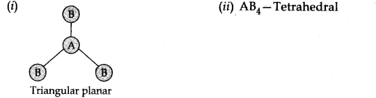 NCERT Solutions for Class 11 Chemistry Chapter 4 Chemical Bonding and Molecular Structure SAQ Q4