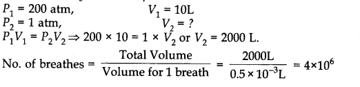 NCERT Solutions for Class 11 Chemistry Chapter 5 States of Matter HOTS Q4