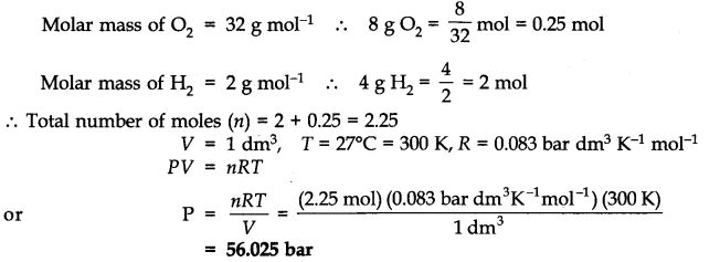 NCERT Solutions for Class 11 Chemistry Chapter 5 States of Matter Q15