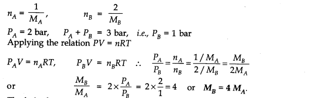 NCERT Solutions for Class 11 Chemistry Chapter 5 States of Matter Q5