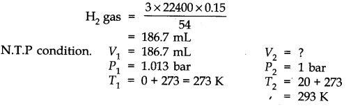 NCERT Solutions for Class 11 Chemistry Chapter 5 States of Matter Q6
