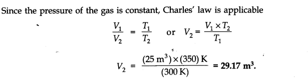 NCERT Solutions for Class 11 Chemistry Chapter 5 States of Matter SAQ Q2