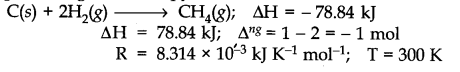 NCERT Solutions for Class 11 Chemistry Chapter 6 Thermodynamics SAQ Q2
