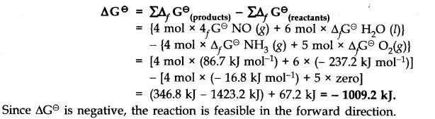 NCERT Solutions for Class 11 Chemistry Chapter 6 Thermodynamics SAQ Q6.1