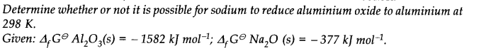 NCERT Solutions for Class 11 Chemistry Chapter 6 Thermodynamics SAQ Q7