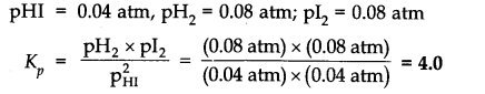 NCERT Solutions for Class 11 Chemistry Chapter 7 Equilibrium Q11.1