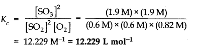 NCERT Solutions for Class 11 Chemistry Chapter 7 Equilibrium Q2.2