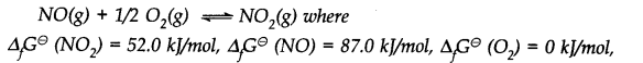 NCERT Solutions for Class 11 Chemistry Chapter 7 Equilibrium Q23