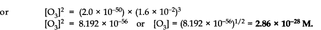 NCERT Solutions for Class 11 Chemistry Chapter 7 Equilibrium Q32.1