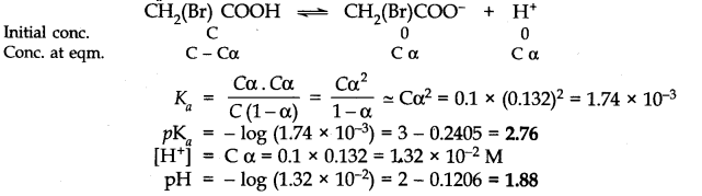 NCERT Solutions for Class 11 Chemistry Chapter 7 Equilibrium Q49