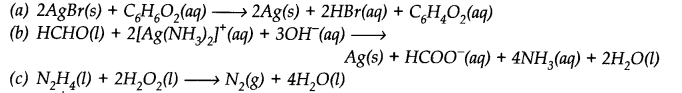 NCERT Solutions for Class 11 Chemistry Chapter 8 Redox Reactions SAQ Q9