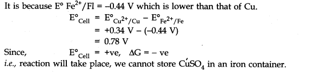 NCERT Solutions for Class 11 Chemistry Chapter 8 Redox Reactions VSAQ Q17