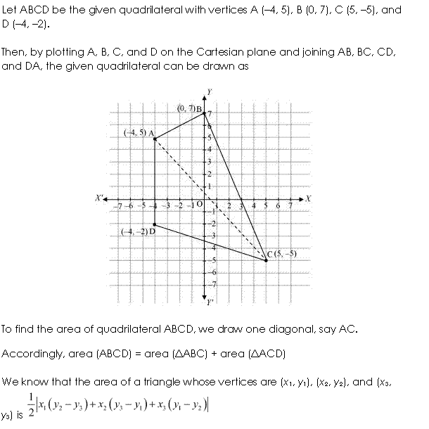 NCERT Solutions for Class 11 Maths Chapter 10 Straight Lines Ex 10.1 Q1.1