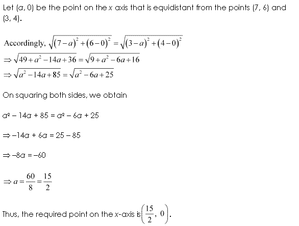 NCERT Solutions for Class 11 Maths Chapter 10 Straight Lines Ex 10.1 Q4.1