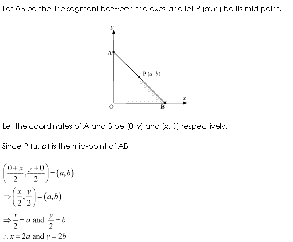 NCERT Solutions for Class 11 Maths Chapter 10 Straight Lines Ex 10.2 Q18.1