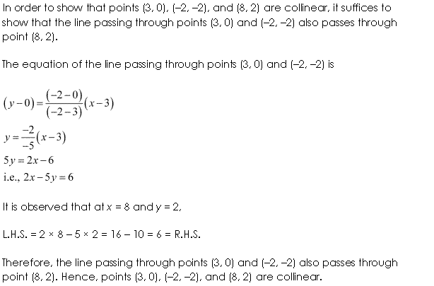 NCERT Solutions for Class 11 Maths Chapter 10 Straight Lines Ex 10.2 Q20.1