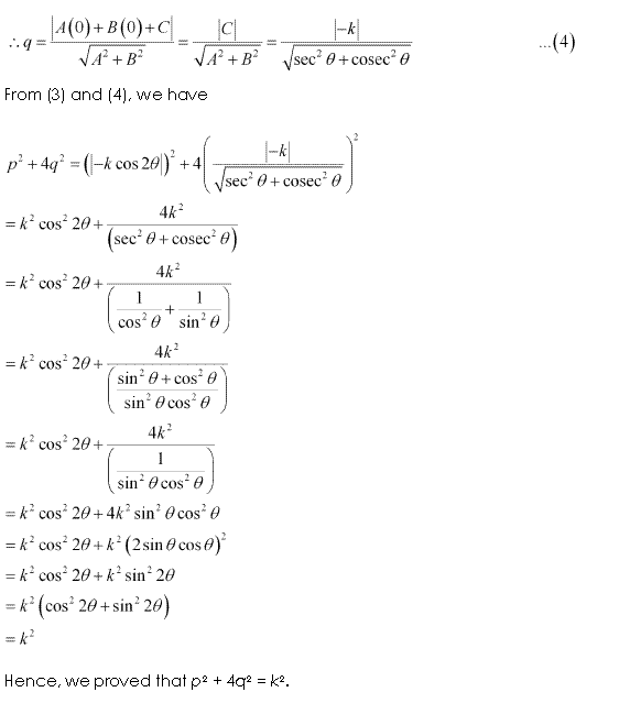 NCERT Solutions for Class 11 Maths Chapter 10 Straight Lines Ex 10.3 Q16.2