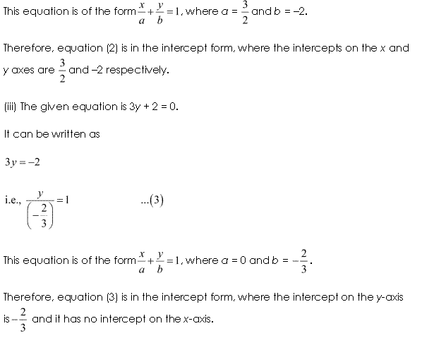 NCERT Solutions for Class 11 Maths Chapter 10 Straight Lines Ex 10.3 Q2.2