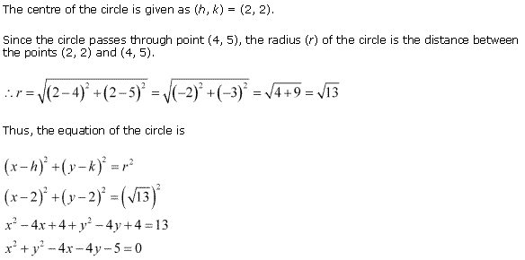 NCERT Solutions for Class 11 Maths Chapter 11 Conic Sections Ex 11.1 Q14.1