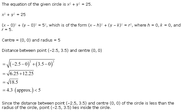 NCERT Solutions for Class 11 Maths Chapter 11 Conic Sections Ex 11.1 Q15.1