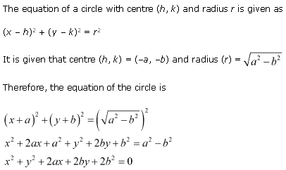 NCERT Solutions for Class 11 Maths Chapter 11 Conic Sections Ex 11.1 Q5.1