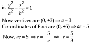 NCERT Solutions for Class 11 Maths Chapter 11 Conic Sections Ex 11.4 Q9