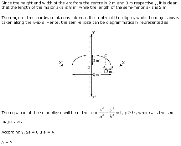 NCERT Solutions for Class 11 Maths Chapter 11 Conic Sections Miscellaneous Ex Q4.1