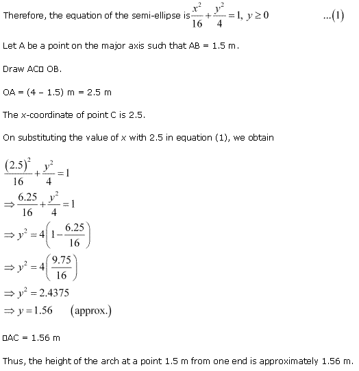 NCERT Solutions for Class 11 Maths Chapter 11 Conic Sections Miscellaneous Ex Q4.2