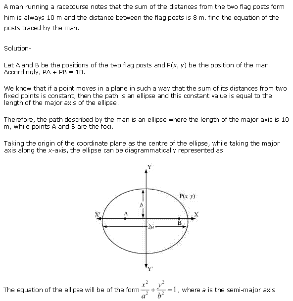 NCERT Solutions for Class 11 Maths Chapter 11 Conic Sections Miscellaneous Ex Q7.1
