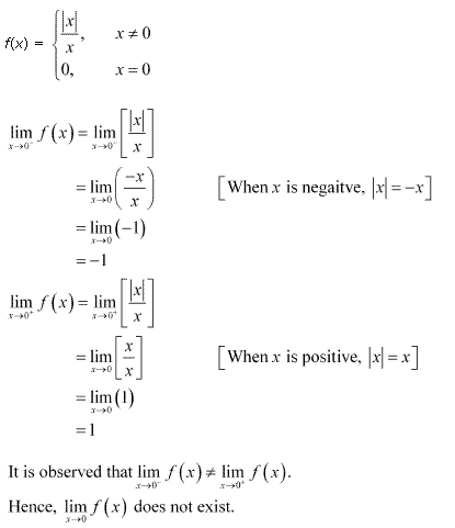 NCERT Solutions for Class 11 Maths Chapter 13 Limits and Derivatives Ex 13.1 Q25.1