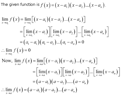 NCERT Solutions for Class 11 Maths Chapter 13 Limits and Derivatives Ex 13.1 Q29.1