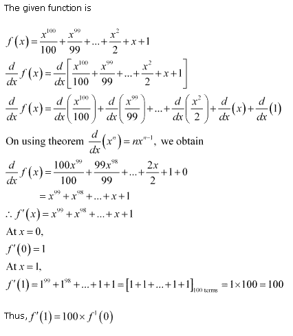 NCERT Solutions for Class 11 Maths Chapter 13 Limits and Derivatives Ex 13.2 Q5.1