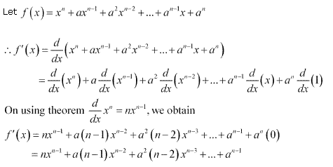 NCERT Solutions for Class 11 Maths Chapter 13 Limits and Derivatives Ex 13.2 Q6.1