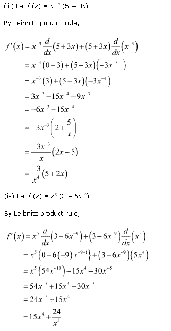 NCERT Solutions for Class 11 Maths Chapter 13 Limits and Derivatives Ex 13.2 Q9.2