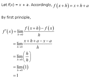 NCERT Solutions for Class 11 Maths Chapter 13 Limits and Derivatives Miscellaneous Ex Q2.1