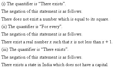 NCERT Solutions for Class 11 Maths Chapter 14 Mathematical Reasoning Ex 14.3 Q2.1